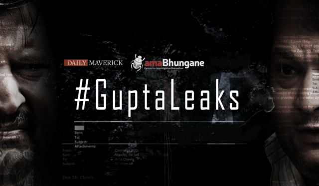 GuptaLeaks to be released to journalists worldwide