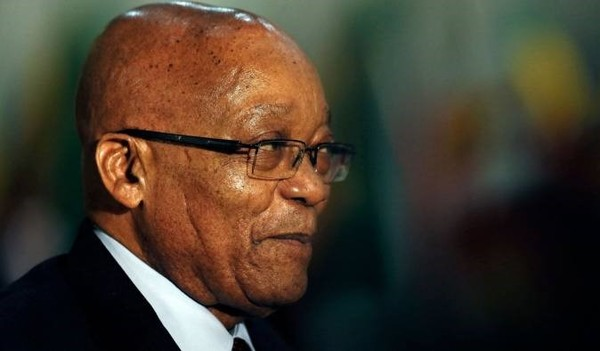 South Africa&#58 State-Capture puts an end to Jacob Zuma's presidency